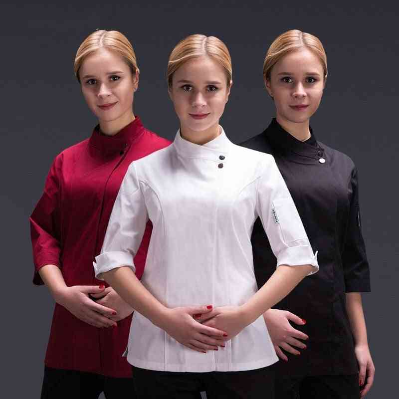 Chef Waitress Uniform