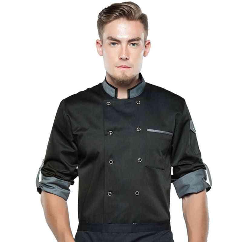 Chef Jacket Long Sleeve Uniform