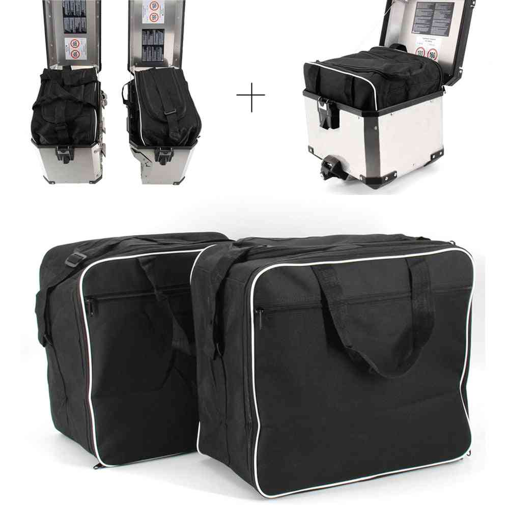 New For Bmw R1200gs R 1250 Gs Lc Adv F 800 Gs Adventure Adv Motorcycle Saddle Inner Bag Pvc Luggage Bags