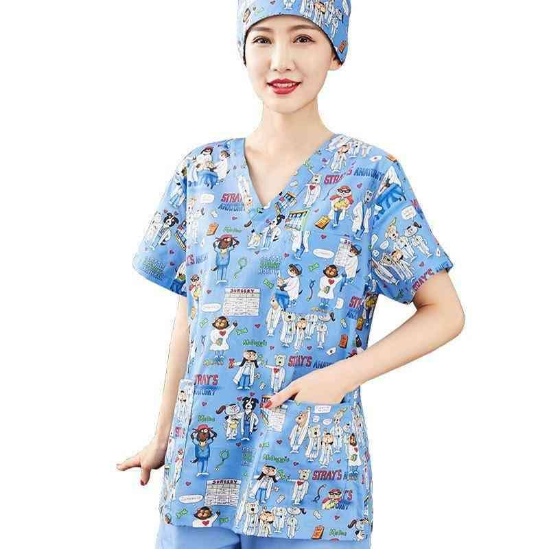 Scrubs Nursing Workwear Uniform