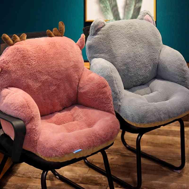 Cushions Waist Support Chair Backrest Mat