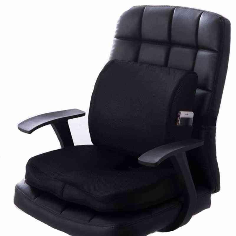 Car Seat Cushion Coccyx Orthopedic Memory Foam Seat