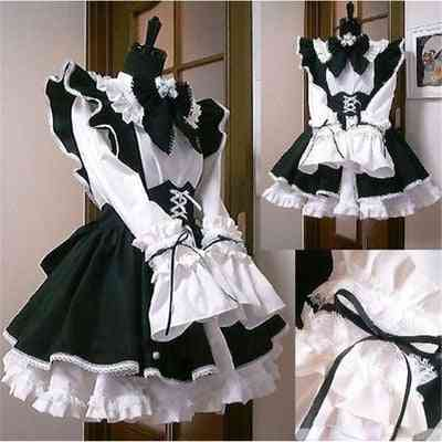Outfit Anime Long Dres