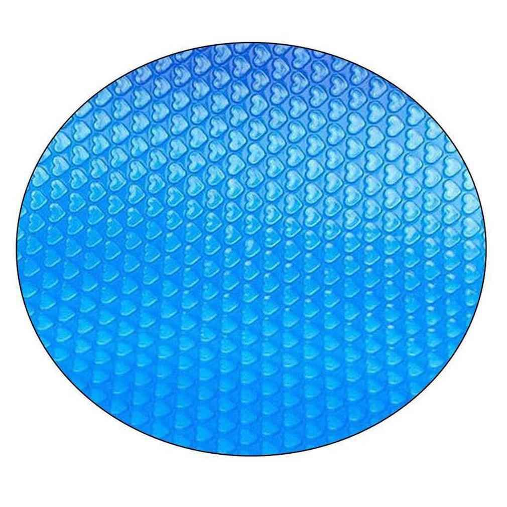 Bubble Pool Insulation Film Bubble Love Shape Rectangular Insulation Film Pool Insulation Film Swimming Cover