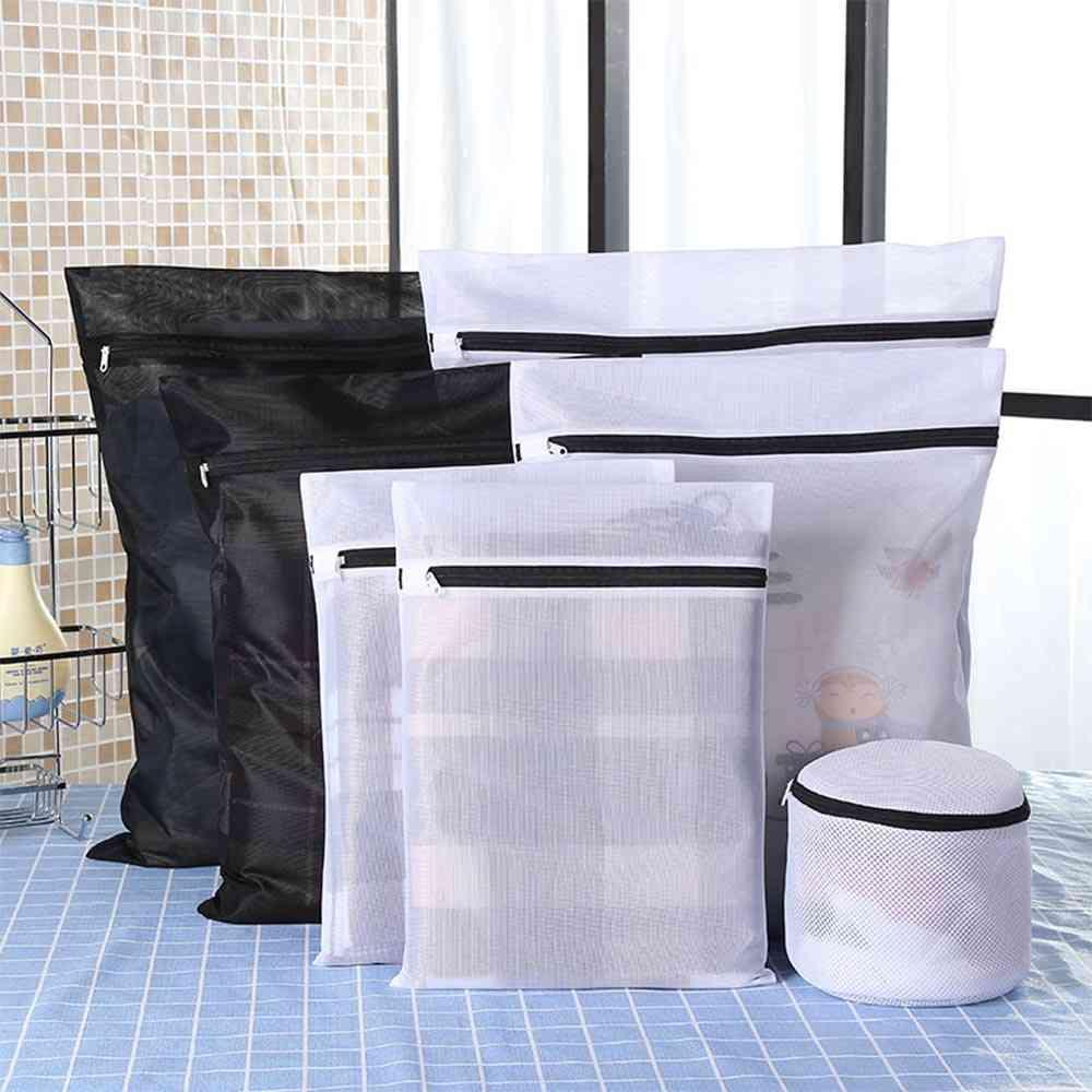 Thickening Fine Mesh Laundry Bag Machine
