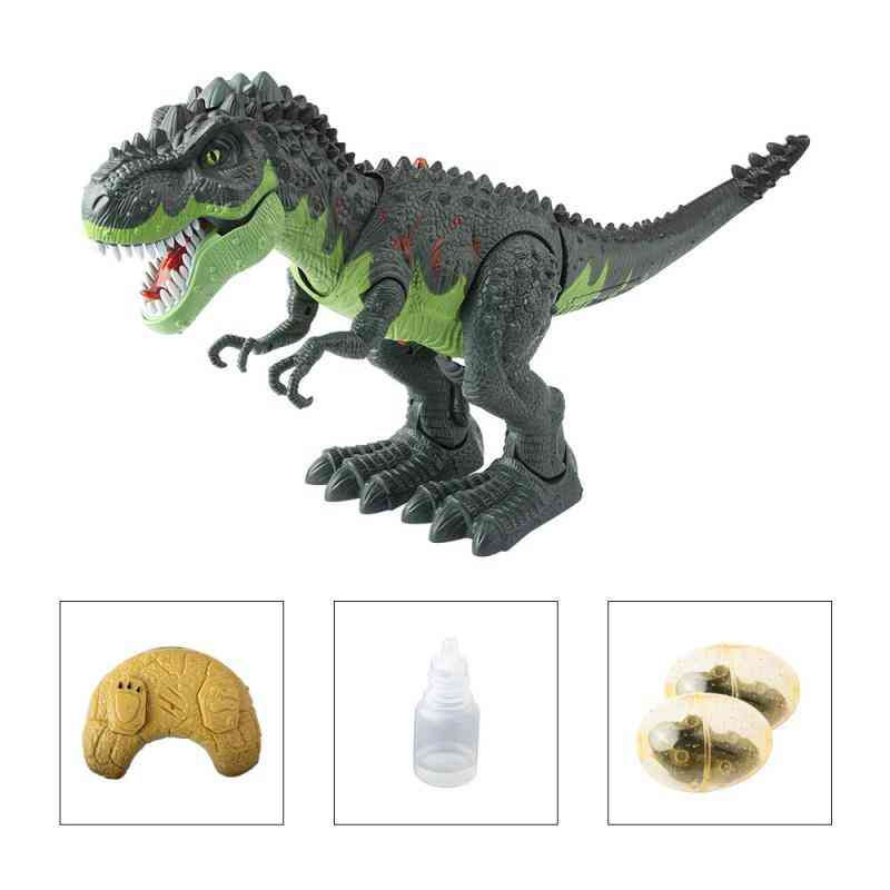 Electric Remote Control Simulation Screaming Dinosaurs Model Toy
