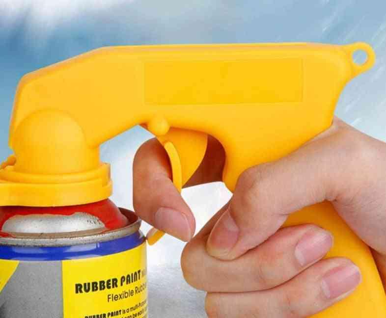 Self-painting Spray Gun