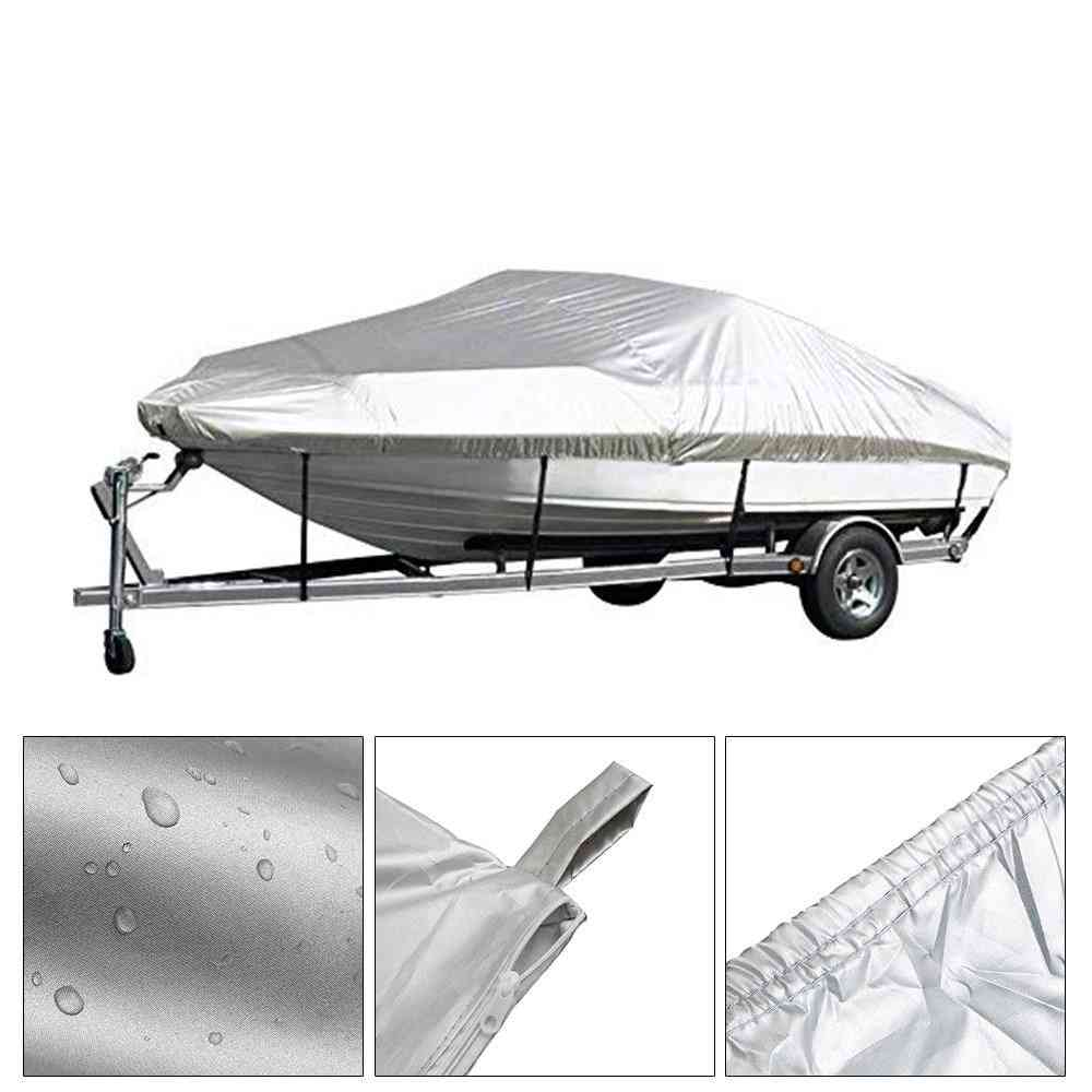 Protection Waterproof Boat Cover