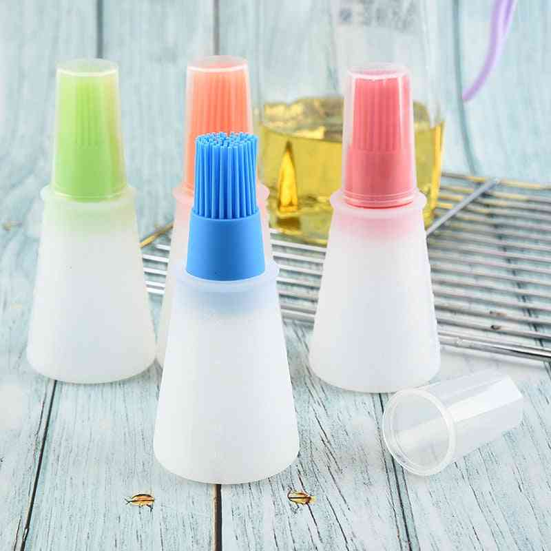 Silicone Oil Basting Cake Butter Bread Pastry Brush