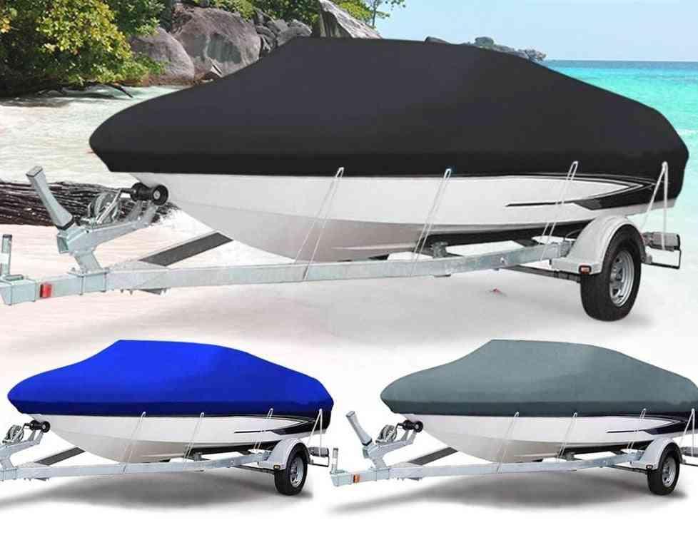 V-shape Sunproof Boat Cover