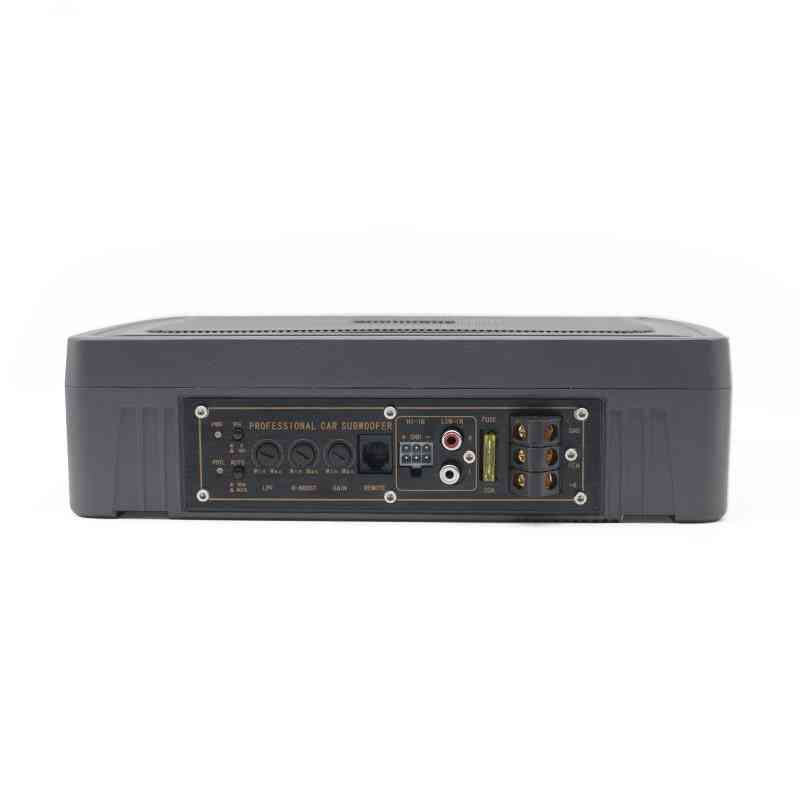Car Subwoofer Amplifier Built In Power Active High And Lower Level