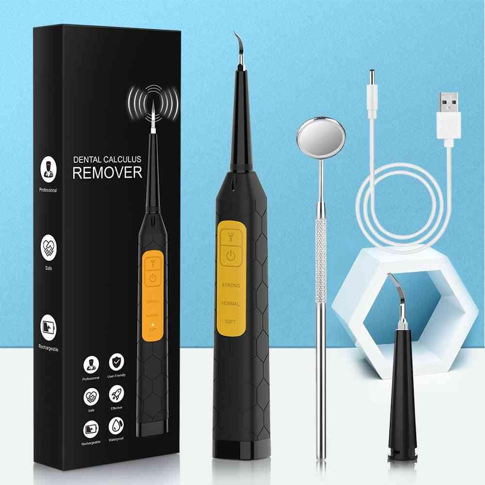 Electric Oral Irrigator Dental Scaler Tooth Kit