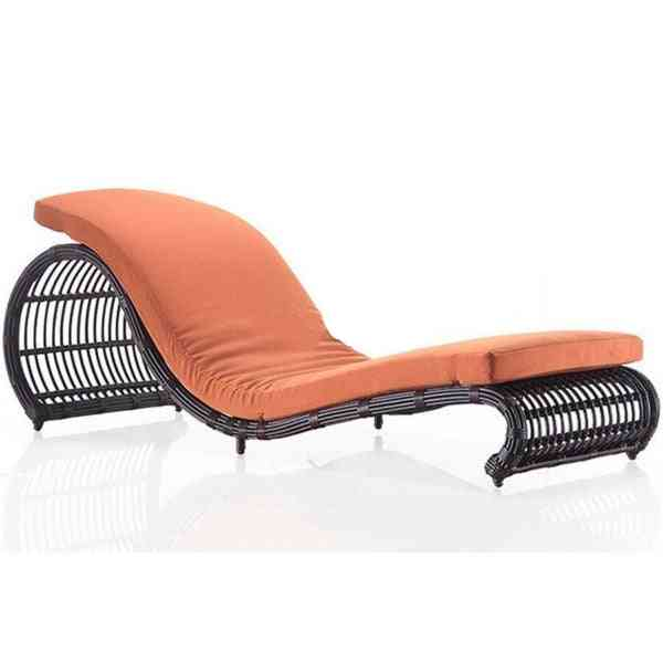 Proof Ins Swimming Pool Side  Shape Sleeping Bed