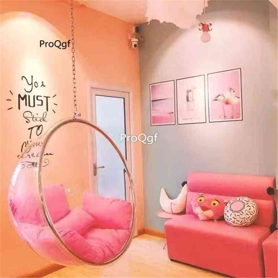 Proof Hanging Bubble Chair