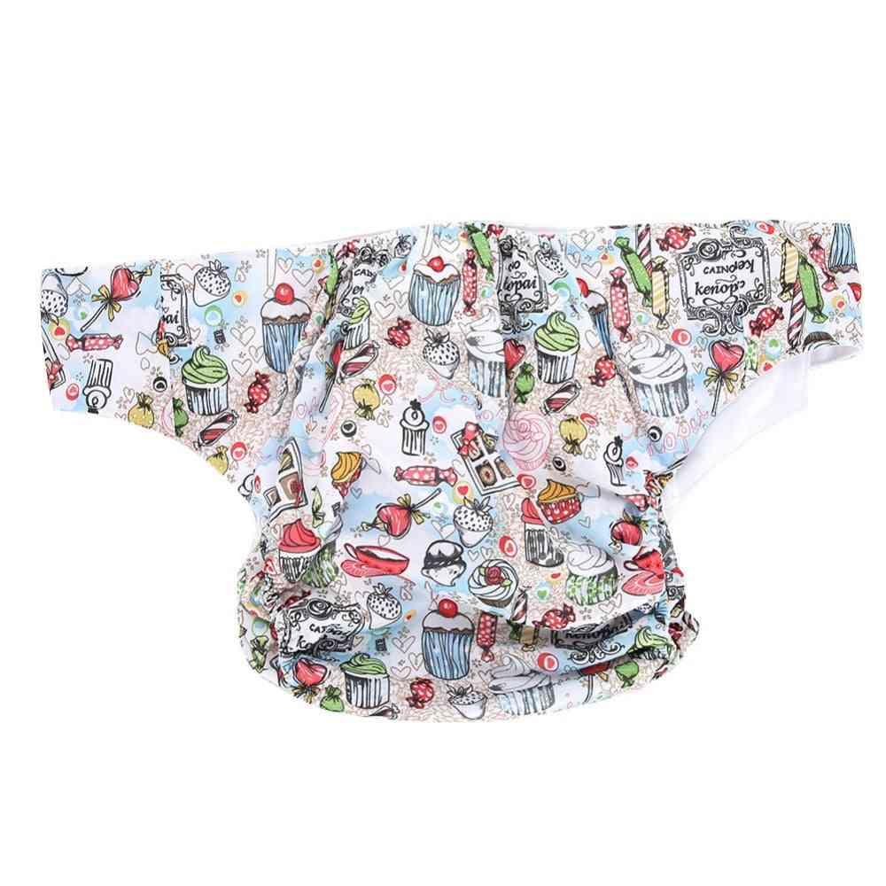Adjustable Pocket Adult Diaper