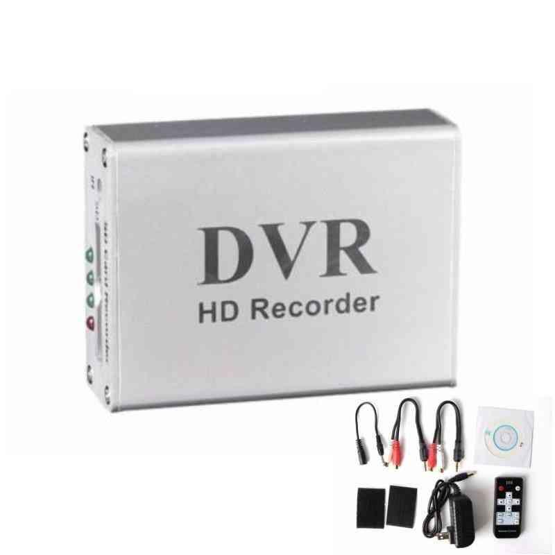 Video Recorder Board Video Compression