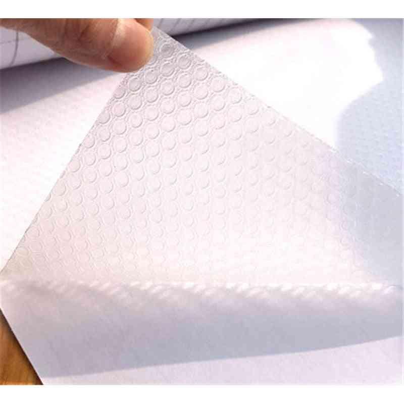 50*150 Cm 45*400 Cm Adhesive Clear Eva Waterproof Mat Drawer Liner Cabinet Non-slip Kitchen Cupboard Refrigerator Mat