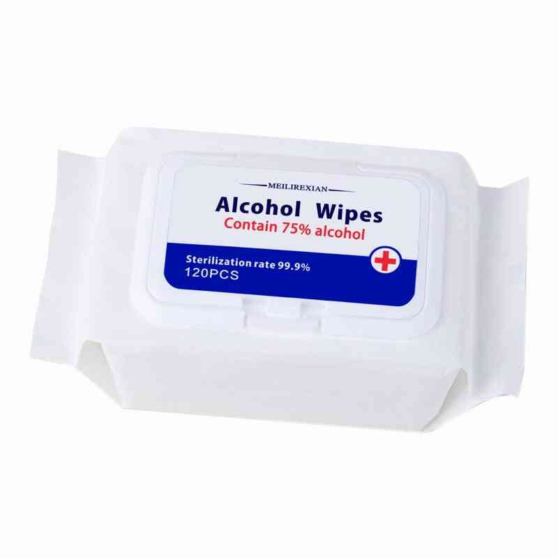 Portable Disinfection Antiseptic Pads