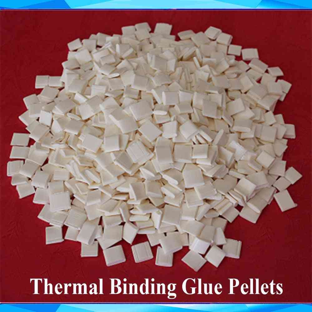 Glue Pellets Thermal Book Binder Filling Supplies For Electricity Glue Binding Machine