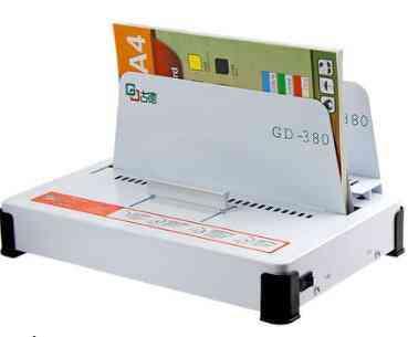 Hot Melt Binding Machine A4 Book Envelope Automatic Glue Book Binding Machine