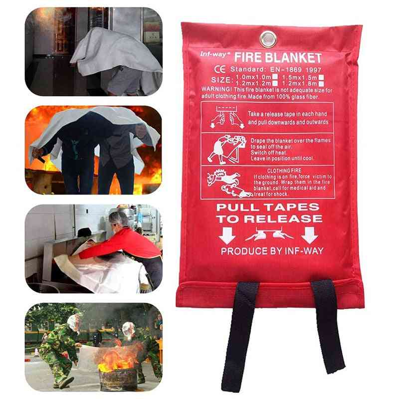 Fire Extinguishers Tent Boat Home Safety Cover