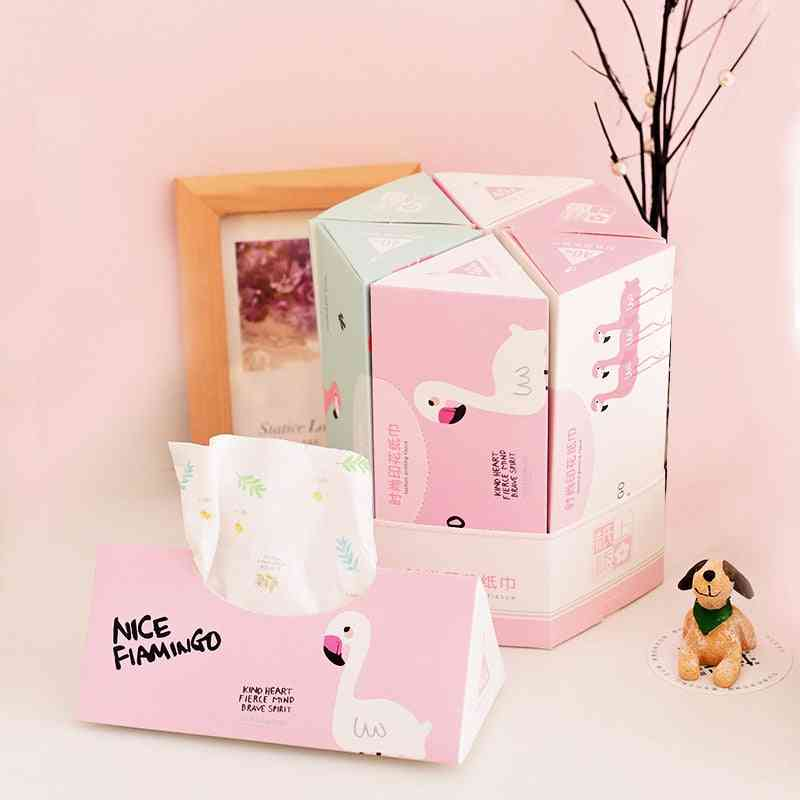 Cartoon Printing Cardboard Drawable Toilet Paper