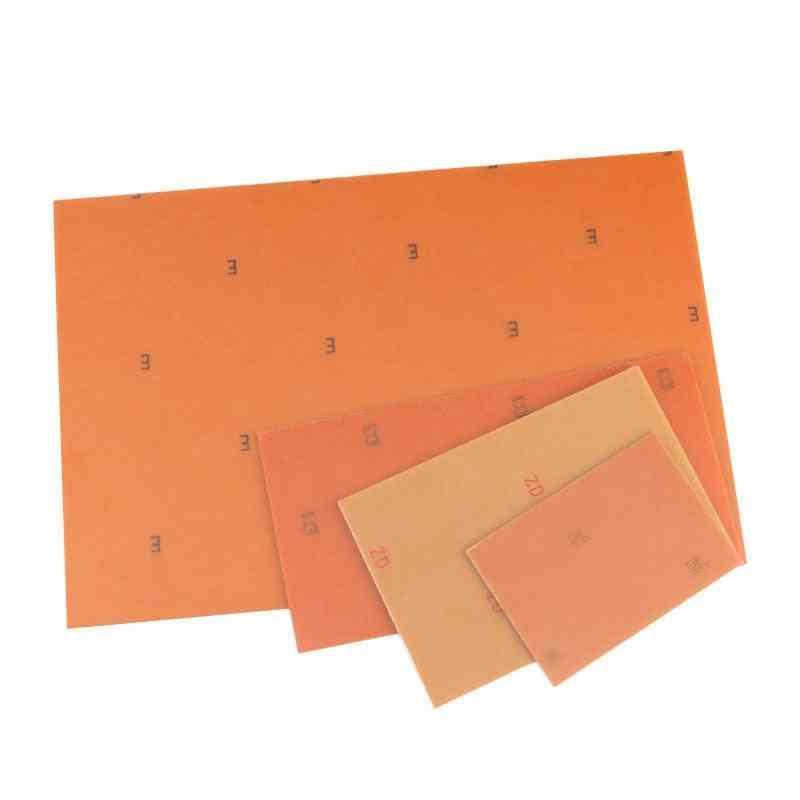 Pcb Copper Clad, Laminate One Single Side Plate, Bakelite Board, Practice Diy Kit