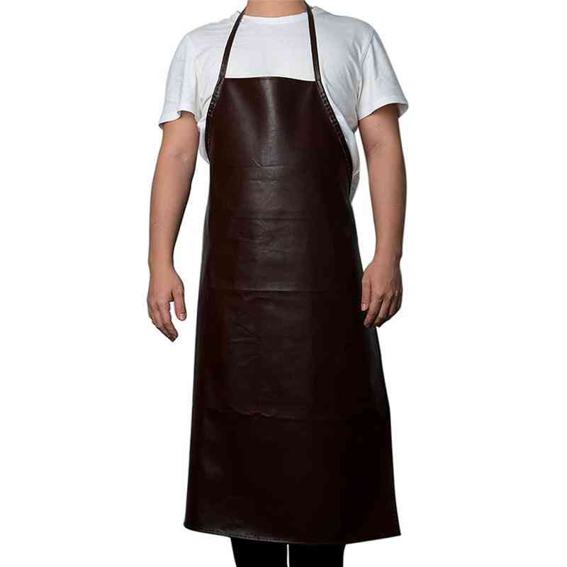 Leather Cooking Baking Aprons