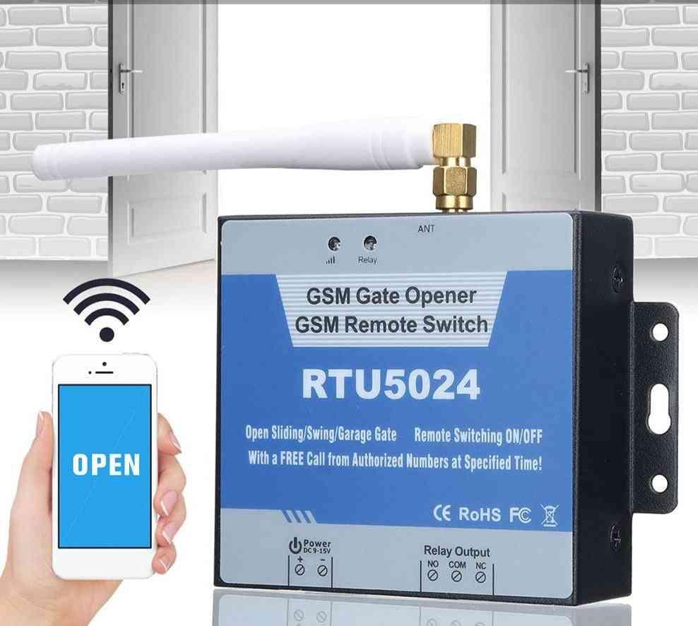 Rtu5024 Gsm Gate Opener Relay Remote Door Accessories Switch