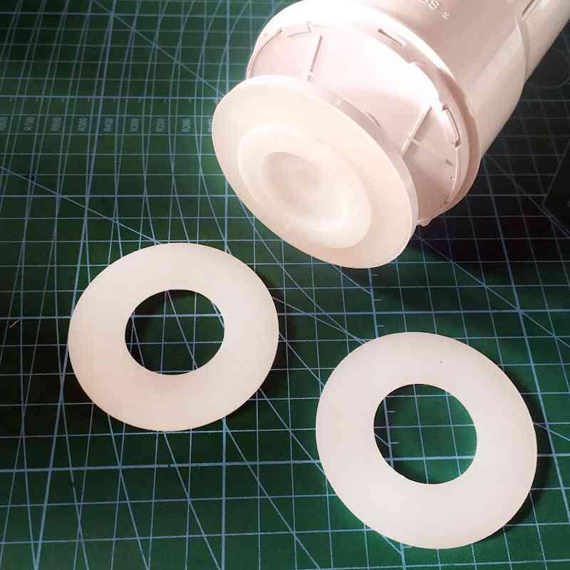 Toilet Flush Valve Drain Silicone Seal