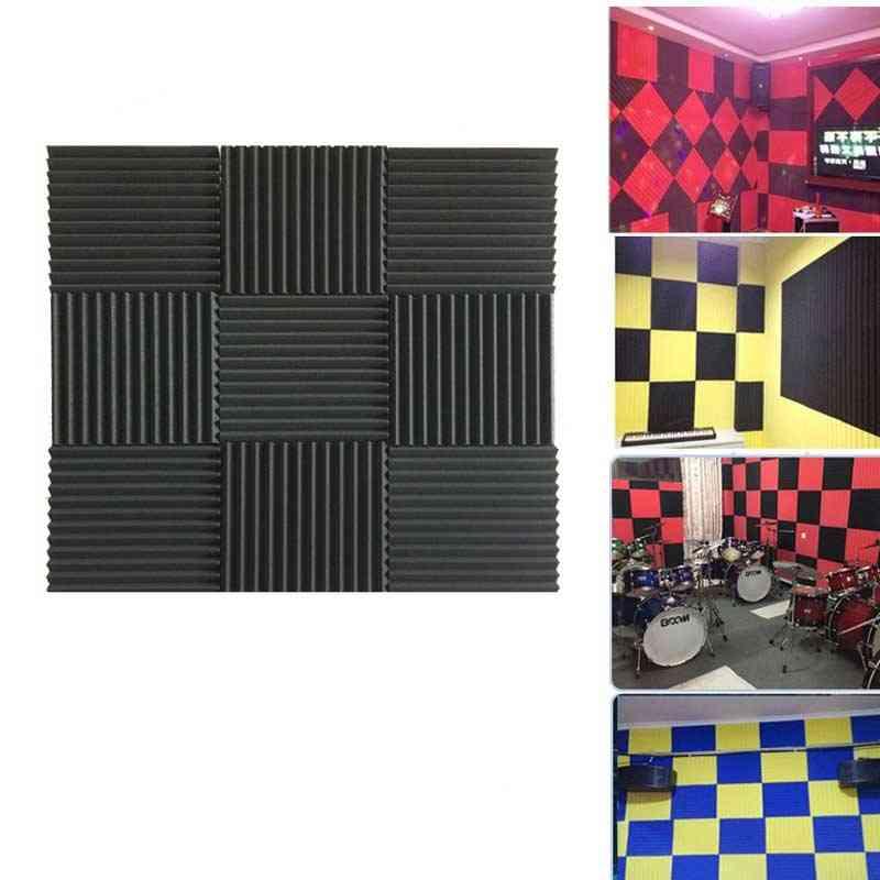 Wedge Studio Acoustic Foam Sound Treatment Tiles