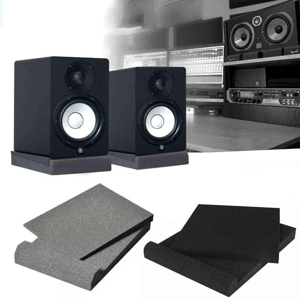 Sponge Studio Monitor Speaker Acoustic Isolation Foam Pads