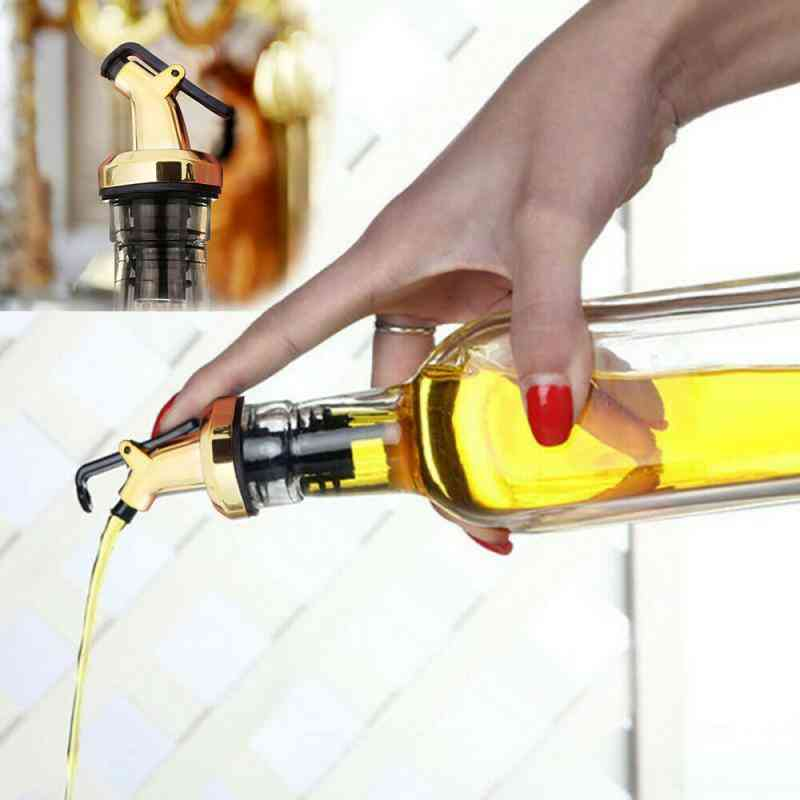 Leak-proof Food Grade Plastic Nozzle Sprayer Liquor Dispenser