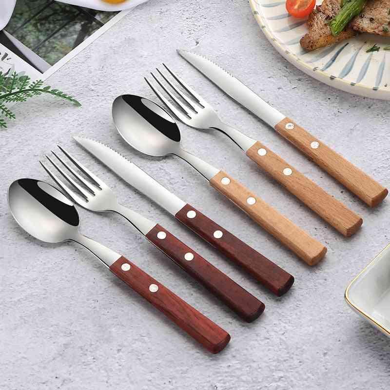 Tableware Stainless Steel Cutlery Set