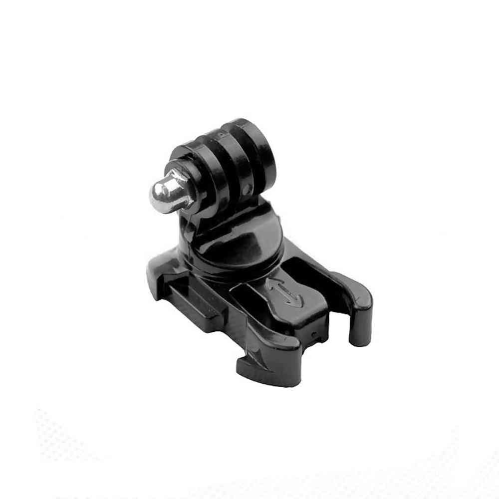 360 Degree Rotate Quick Release Buckle Vertical Swivel Mount