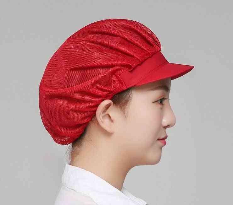 Restaurant Hotel Food Service Baking Waiter Work Wear Hat