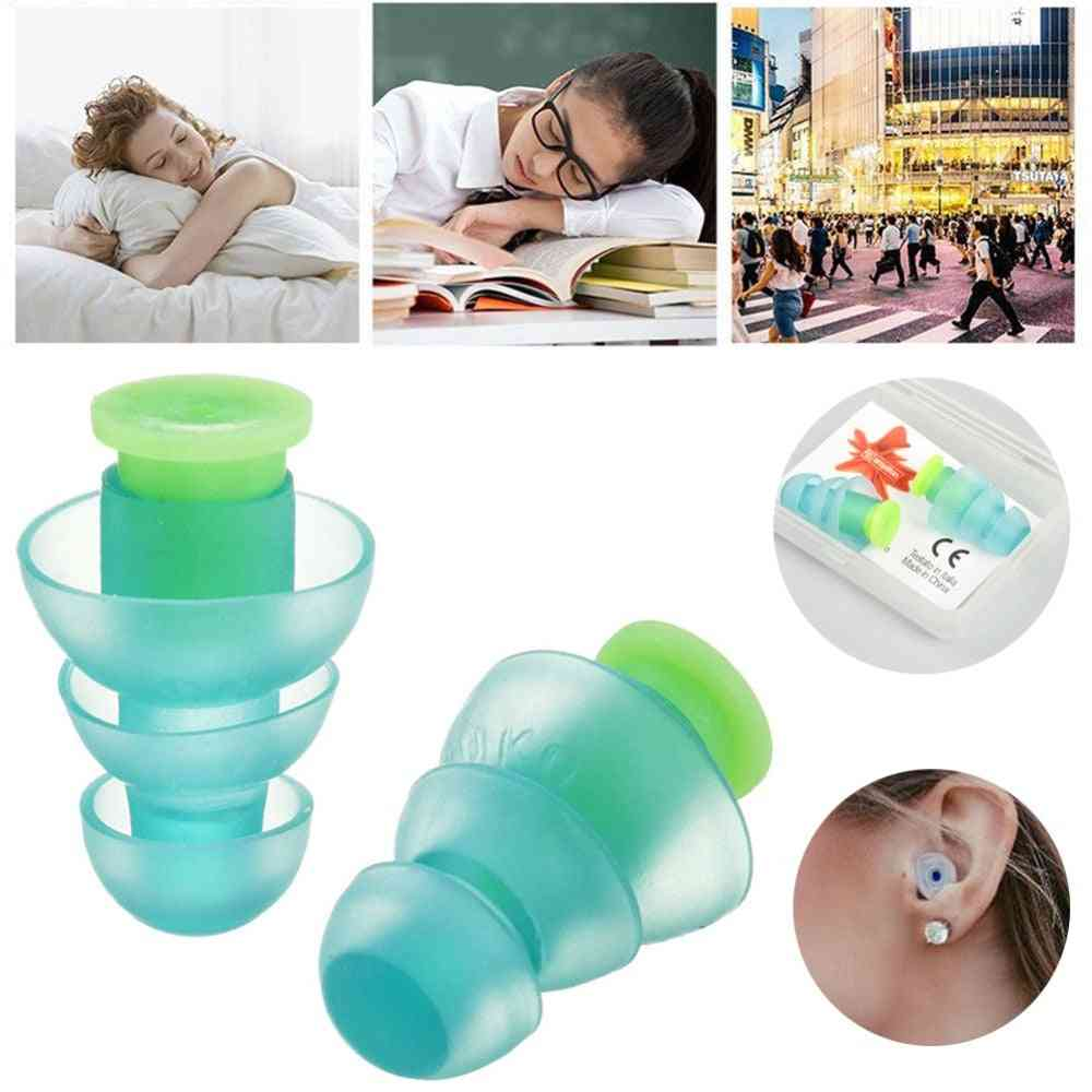 Noise Cancelling Hearing Protection Earplugs