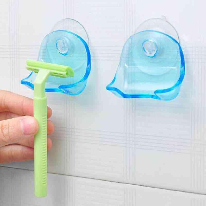 Shaver Toothbrush Holder