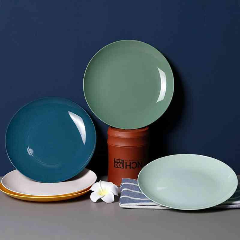 Plastic Food Sauce Dish, Small Vinegar Taste Board Snack Plates