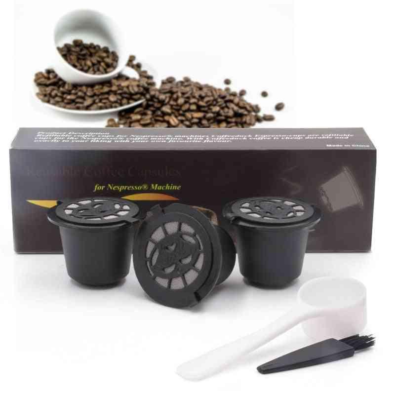Nespresso Capsules Reusable Coffee Pods