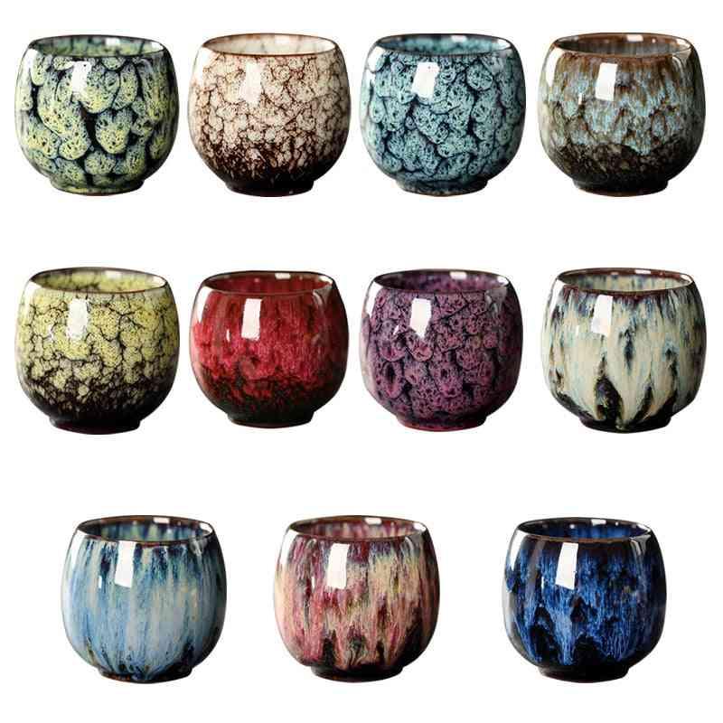 Kung Fu Tea Set, Ceramic Single Cup