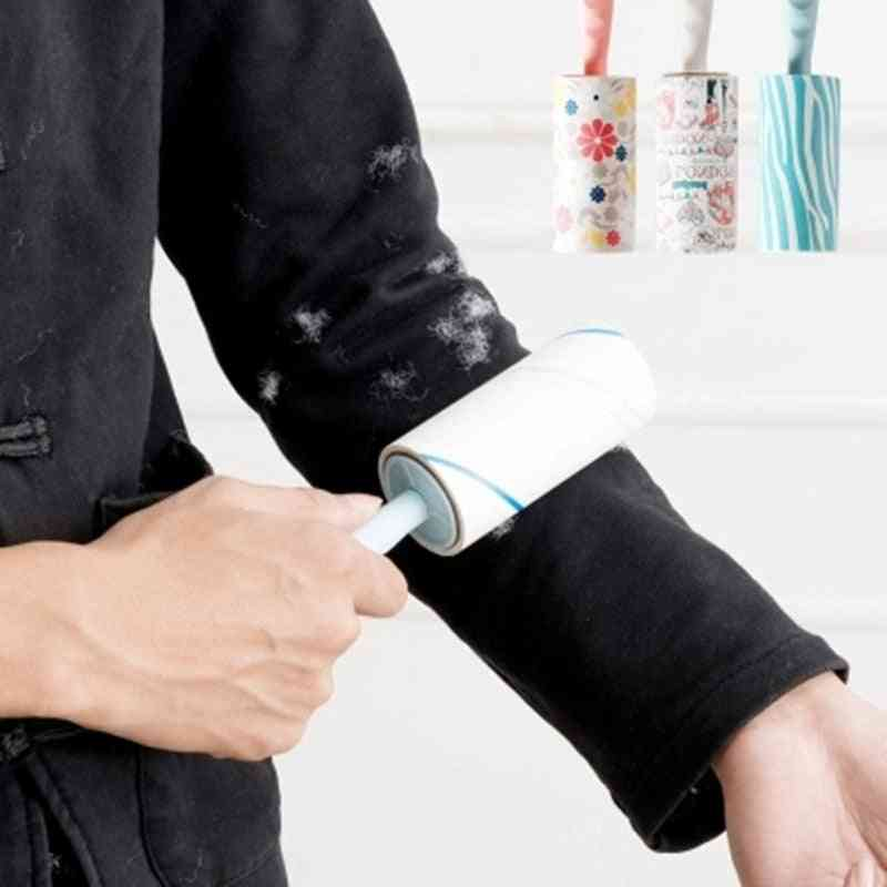 Magic Lint Roller Hair Remover Static Dust Brush, Home Cleaning Tools