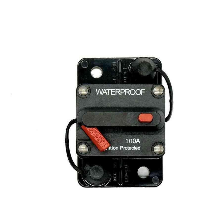 Amp Circuit Breaker Fuse Reset