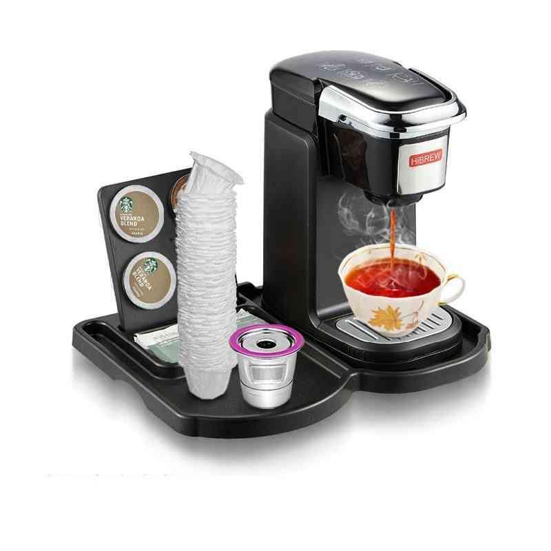 Single Serve Coffee Maker Brewer For K-cup & Tea Maker Hot Water Dispenser