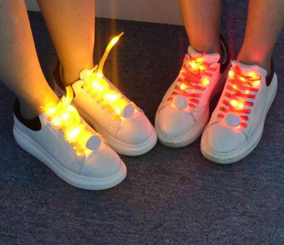 New 2m 20 Led Shoelaces Light