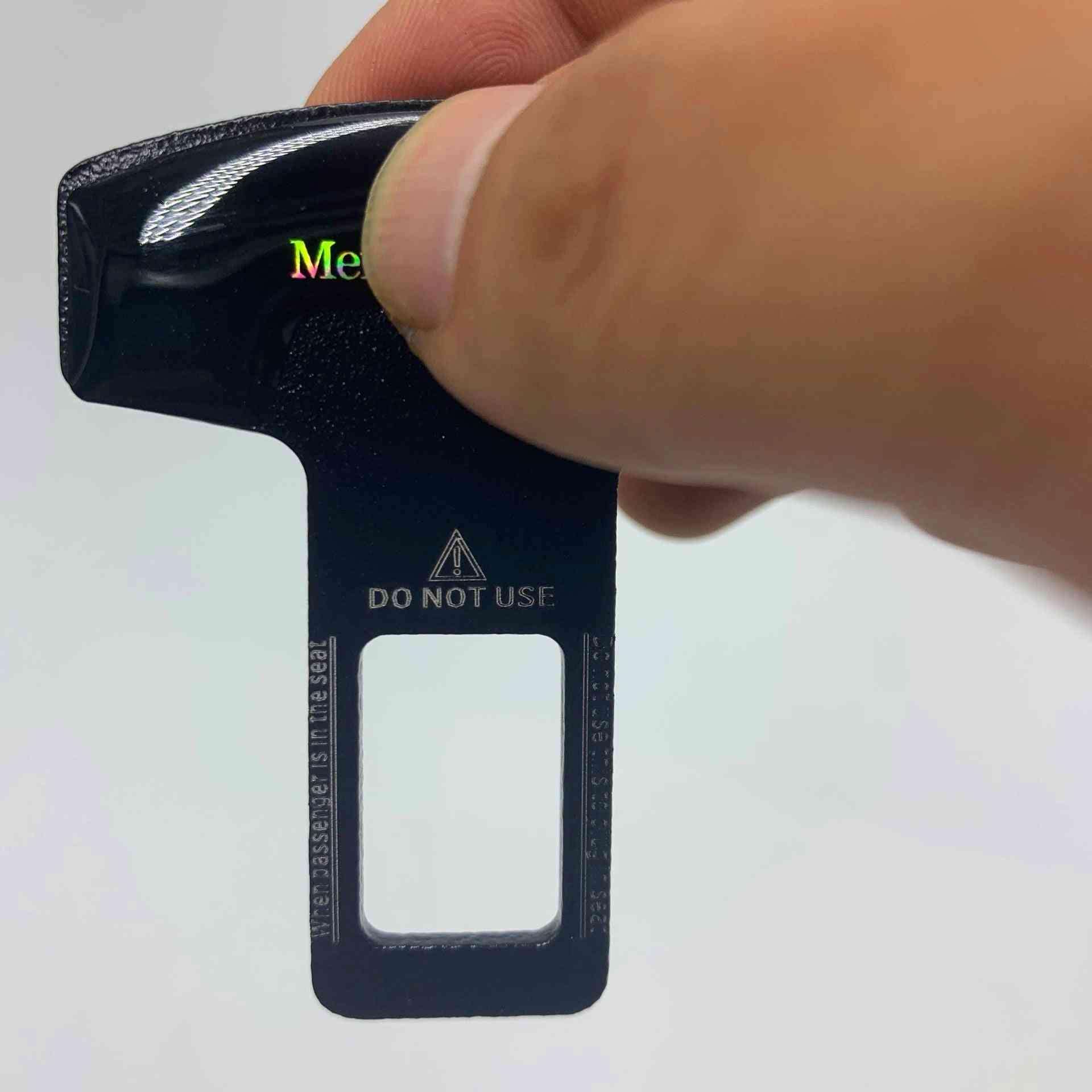 Zinc Alloy Car Seat Belt Clip