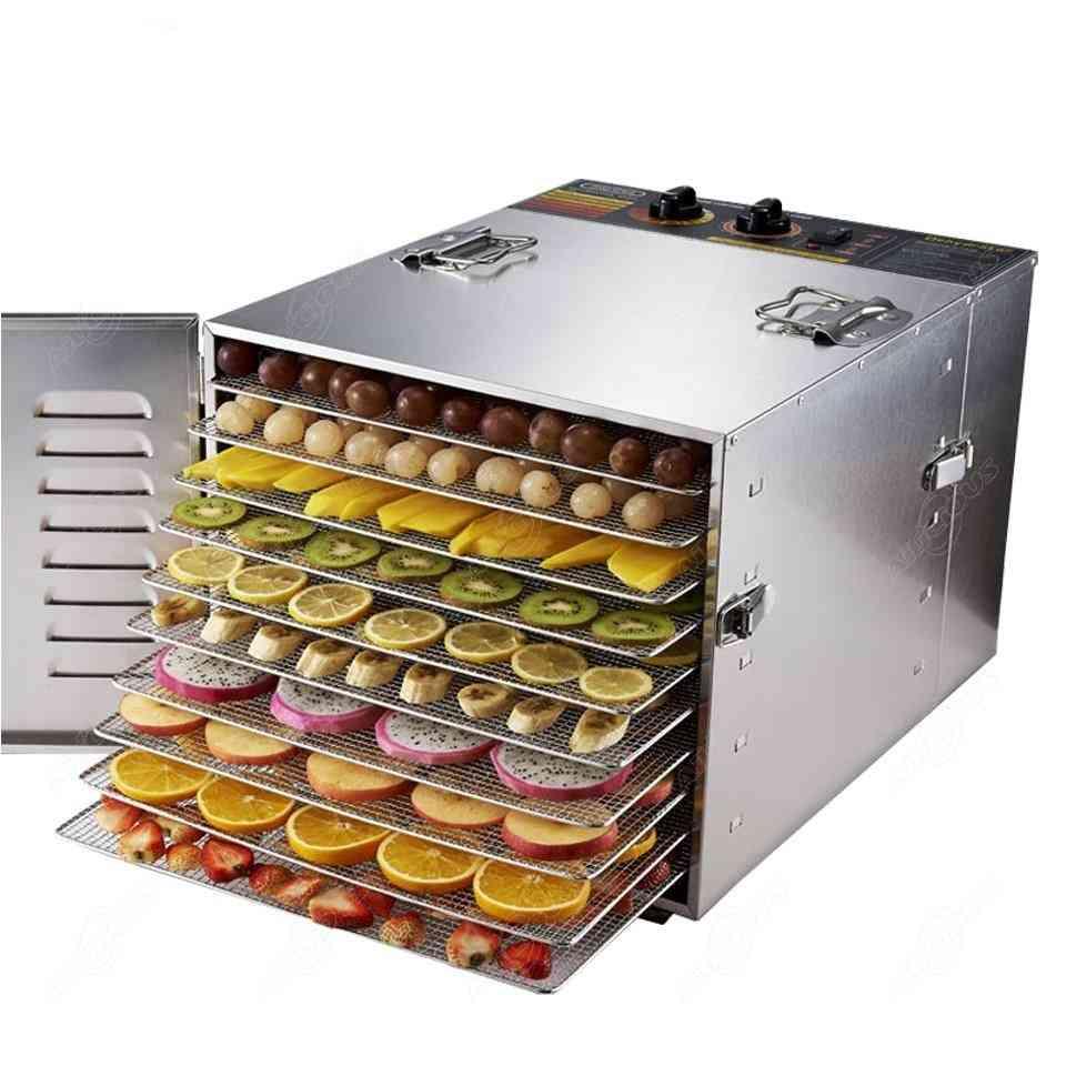 Dehydrator Fruit Vegetable Herb Meat Drying Machine