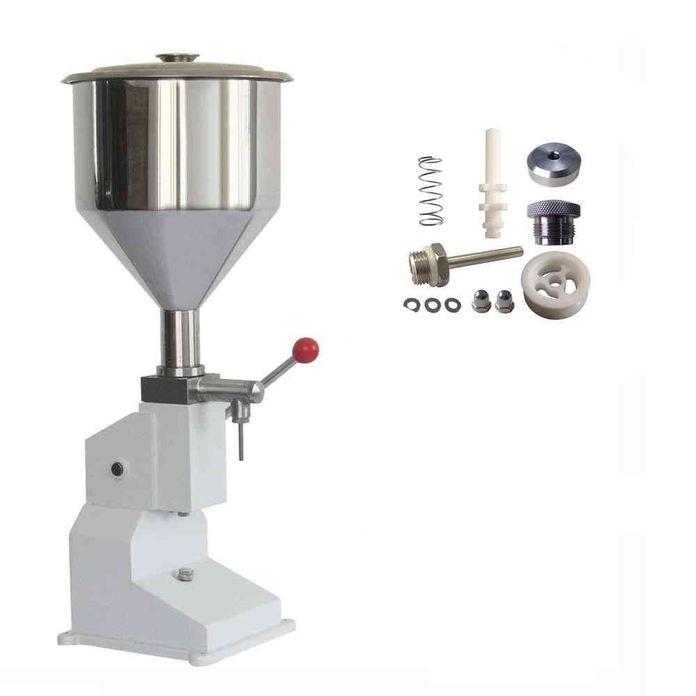 A Set Of Parts/kits Applicable To A03 Manual Paste/liquid Filling Machine