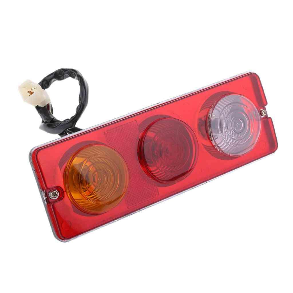 Led Trailer Tail Light Bar