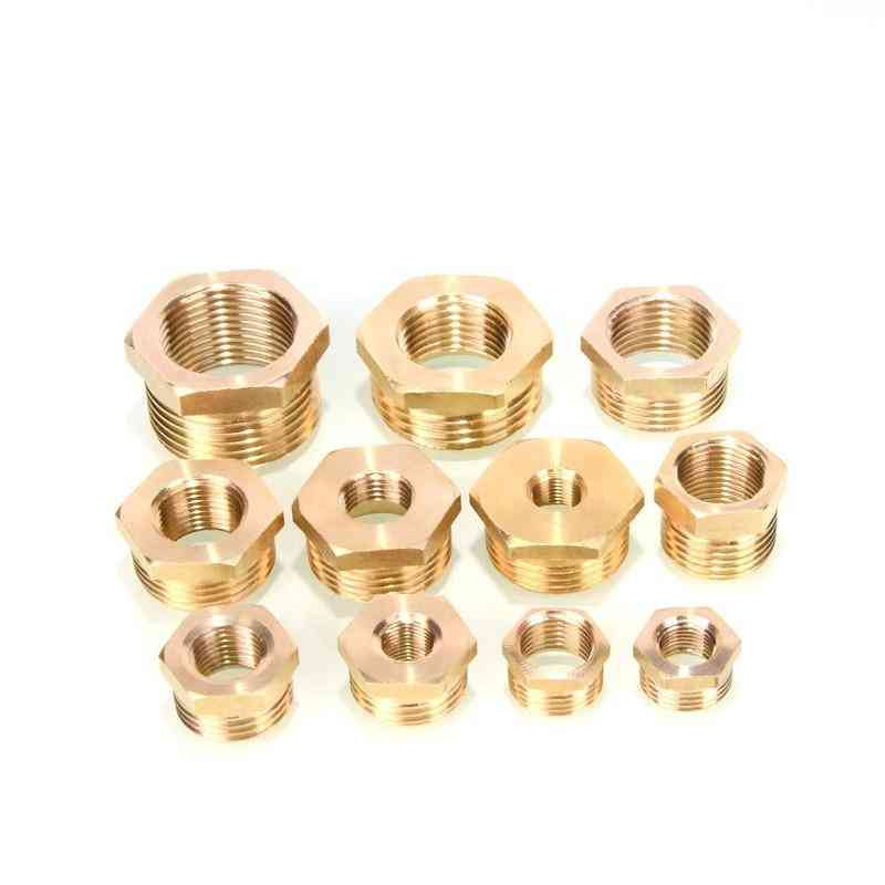 Full Copper Inner And Internal Thread, Conversion External Connector, Brass Fittings